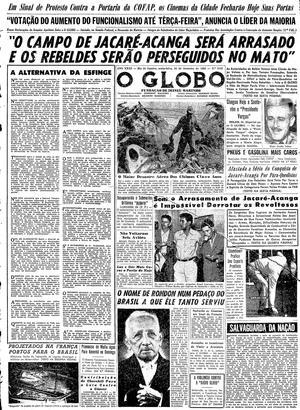 As revoltas de Haroldo Veloso, o herói da Aeronáutica que atuou em ...